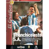 Revista El Grafico El Deporte Esta Aqui Semana 7 Año 2001