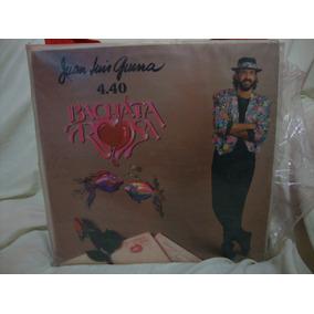 Vinilo Juan Luis Guerra 440 Bachata Rosa P4