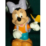 Disney Minnie No Mickey Muñeco Juguete Coleccion Original
