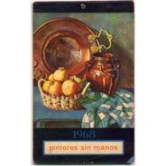 Un Regalo De Cumpleaños Original!!! Almanaque 1968