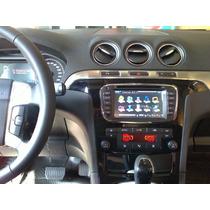 Stereo Dvd Gps Bluetooth Para Ford Focus Mondeo Smax Kuga Tv