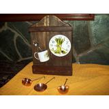 Para La Cocina O Comedor...es Ideal! Relojes Artesanales