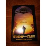 Ritmo Salvaje-stomp Yard-press Kit-prensa-cine-libro*