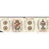 Antiguos Envoltorios De Golosinas Naipes Maderna & Cia