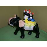 Monijor62 -hermosa Caramelera Elefante Pintada A Mano ¡¡¡¡