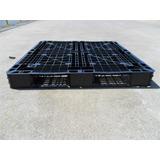 Palete Pallet Plastico 110x110x12 Preto Semi-novo 59,00!!!!