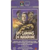 Los Cañones De Navarone Anthony Quinn Guerra Vhs