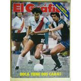 Instituto Independiente Campeon Moron El Grafico 3204 / 1981