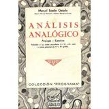 Analisis Analogico - Manuel Gaiada - Araujo