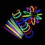 Nuñez. 500 Pulseras Luminosas. Quimicas Neón Cotillón