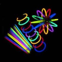 En Nuñez. 100 Pulseras Luminosas Quimicas Glow. Cotillón