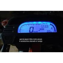 Painel Xre 300 Falcon Original Honda Led 3g Azul Alto Brilho