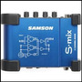 Samson S-mix Mini Mixer 5 Entradas