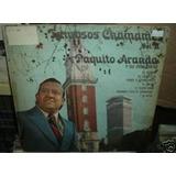 Paquito Aranda Acordeon Chamames Vol 2 Vinilo Argentino Pro