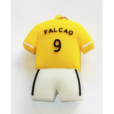 Memoria Usb 4gb Falcao Camiseta Colombia Garantia - Nueva