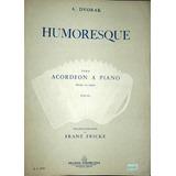 Humoresque A. Dvorak (para Acordeon A Piano) 1951