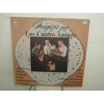 Los Cuatro Amigos Tangazos Vinilo Argentino