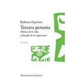 Tercera Persona, De Roberto Espósito