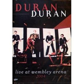 Duran Duran Live At Wembley Arena 2004 Dvd Nuevo Cerrado