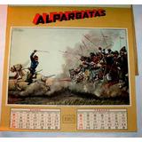 Alpargatas Almanaque 1962 Molina Campos Completo