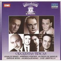 Orquestas Tipicas - Varios Interpretes - Disco Compacto