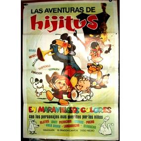 Hijitus !!! Manuel Garcia Ferre Afiche Cine Orig 1973 N409