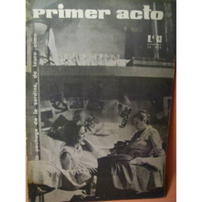 Teatro: Primer Acto 43 La Pechuga De La Sardina Lauro Olmo.