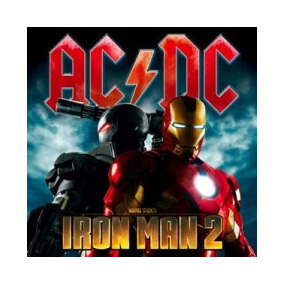 Ac/dc Iron Man 2 Limited Deluxe Edition Cd+dvd +libro+poster