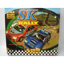 Pista Completa Scalextric Sk Rally 4x4