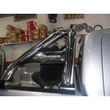 Barra Antivuelco Cromada Ford Ranger 2013-2017 Nueva!