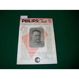 Philips Luz - Antigua Revista De La Empresa Mas Publicidad -