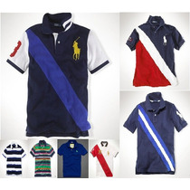 Camisas Polo Abercrombie & Fitch / Hollister E Ralph Lauren