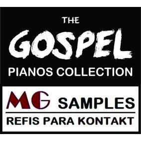 Gospel Collection Samples Kontakt 2017, Pianos, Pads,strings