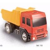 Caminhão Truck K- Samba - Macaco E Chave P/ Trocar As Rodas