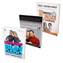 Kit Livros Casamento Blindado + Namoro Blindado (3 Livros) !