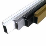 Perfil De Alumínio Para Tela Mosquiteira - 1,00 À 6,00 Metro