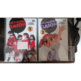 Mangás Azumanga Daioh Vol 1 E 2