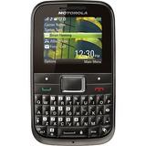 Celular Motorola Ex108 Motokey Mini Cinza Com Camera 2mp