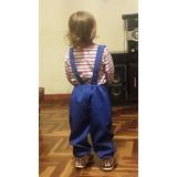 Disfraz Disfraces Chucky Halloween Niños