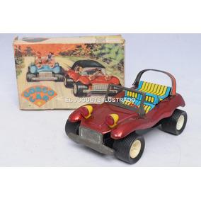 Gorgo Buggy En Caja Juguete Antiguo Automovil