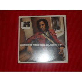 Lenny Kravitz - Where Are We Running? (cd Single)