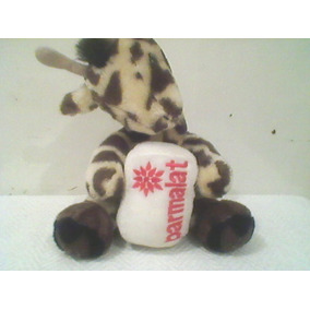 Pelúcia Parmalat Girafa - Di*