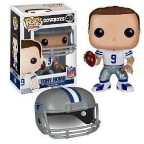 ... Funko Pop Tony Romo Dallas Cowboys Vaqueros Nfl Americano ... 907c07a1e7d