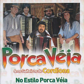 Porca Véia & Os Gaiteiros Do Cordiona - Cd