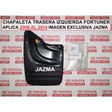 Chapaleta Trasera Izquierda Fortuner 2006 2014 Orig Toyota
