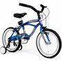 Bicicleta Playera 16 Cuadro Varon Halley 19055