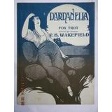 Dardanella, Fox Trot, Antigua Partitura. Preciosa!!