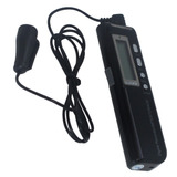 Gravador Digital Voz 8g 1080 Grava Conversa Telefônica Usb