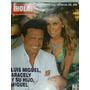 Revista Hola 2007 Nº 3269 Luis Miguel Hijo Princesa Leticia