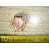 Reloj Pulsera De Mujer Cornwal Quartz Stainless Steel Back
